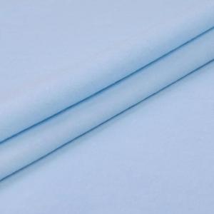 Ткань на отрез фланель гладкокрашеная 90 см 278 цвет голубой