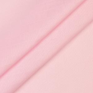 Ткань на отрез муслин гладкокрашеный 135 см 21020 цвет розовый