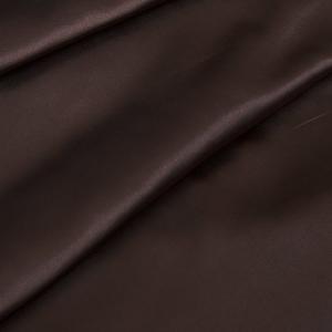Шелк искусственный 100% полиэстер 220 см цвет шоколад