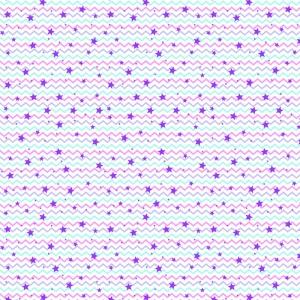 Ситец 95 см набивной арт 44 Тейково рис 21166 вид 2 Звездопад