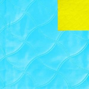 Ультрастеп 220 +/- 10 см цвет бирюза-желтый
