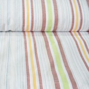 Ткань на отрез полулен простынный 220 см 175102 Манго 5/50/100
