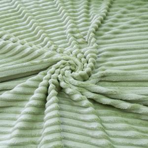 Ткань на отрез велсофт Orrizonte 300 гр/м2 200 см 005-ОT цвет салатовый