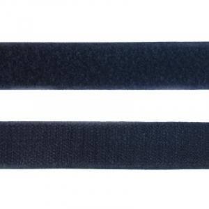 Лента-липучка 25 мм 25 м цвет черный