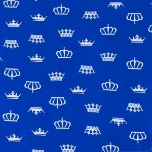 Ткань на отрез бязь плательная 150 см 1694/21 цвет василек