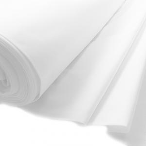 Ткань на отрез бязь отбеленная 120 гр/м² белизна 82% 150 см
