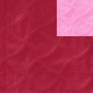 Ультрастеп 220 +/- 10 см цвет бордовый-розовый