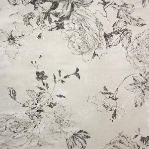 Ткань на отрез полулен 150 см 4912/2 цвет белый