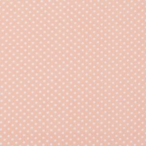 Ткань на отрез бязь плательная 150 см 1590/4 цвет персик
