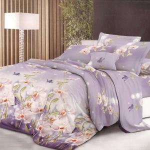 Комплект постельного белья полиэстер JH3590 1.5 сп
