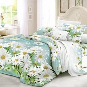 Комплект постельного белья полиэстер JH3481 1.5 сп