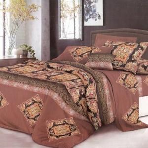 Комплект постельного белья полиэстер JH3847 1.5 сп