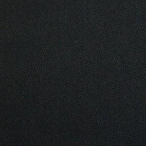 Ткань на отрез диагональ 85 см 230 гр/м2 цвет черный