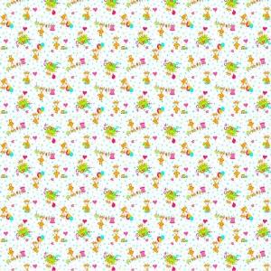 Фланель 90 см детская б/з арт С514 Тейково рис 21030 вид 1