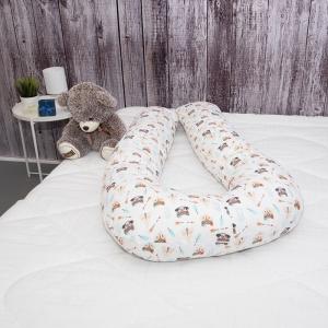 Наволочка на подушку для беременных U-образная 1976/1 Индейцы поплин