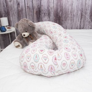 Наволочка на подушку для беременных U-образная 1795/1 поплин