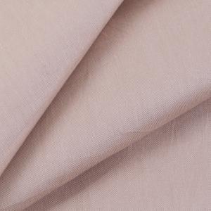 Ткань на отрез сатин гладкокрашеный 250 см 14-1213 цвет миндаль