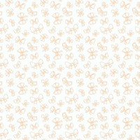 Ткань на отрез поплин 150 см 1770/3 Б/З цвет оранжевый