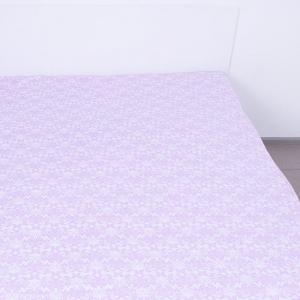 Простынь на резинке поплин 4698 компаньон 140/200/20 см
