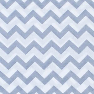 Ткань на отрез поплин 150 см 1692 цвет серый
