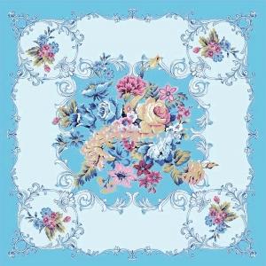 Ткань на отрез ситец платочный 95 см 95761
