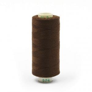 Нитки бытовые Dor Tak 20/3 джинсовые 183м 100% п/э, цв.574