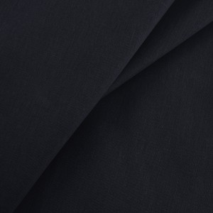 Бязь гладкокрашеная 120гр/м2 150 см цвет черный 316