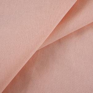 Бязь гладкокрашеная 120гр/м2 150 см цвет персик