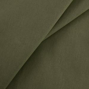 Бязь гладкокрашеная 120гр/м2 150 см цвет олива