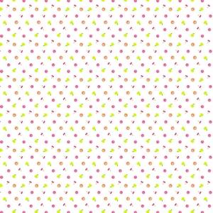 Ткань на отрез ситец 95 см 21088/1 Фруктики