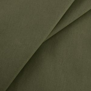 Бязь гладкокрашеная 100гр/м2 150см цвет хаки 36
