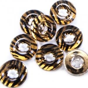 Пуговицы Блузочные 2 прокола 13 мм цвет 8521-1 упаковка 8 шт