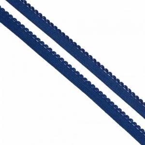 Резинка TBY бельевая 8 мм RB02330 цвет F330 синий 1 метр