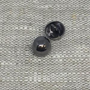 Пуговица ПР162 20мм черный никель уп 12 шт