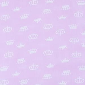 Ткань на отрез бязь плательная 150 см 1694/2 цвет розовый