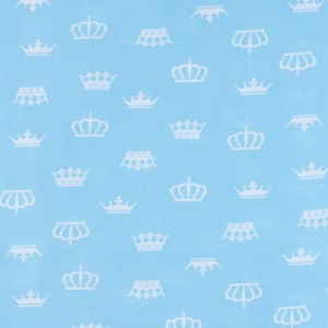 Ткань на отрез бязь плательная 150 см 1694/7 цвет бирюза