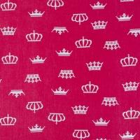 Ткань на отрез бязь плательная 150 см 1694/20 цвет красный