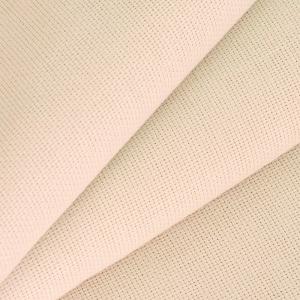 Ткань на отрез рогожка 150 см 10910 цвет розовато-бежевый 1