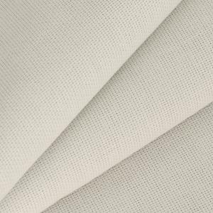 Ткань на отрез рогожка 150 см 16110 цвет льняной