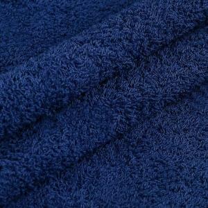 Махровая ткань 220 см 430гр/м2 цвет синий