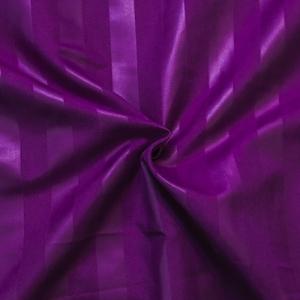 Страйп-полисатин гладкокрашеный 220 см цвет фиолетовый