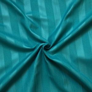 Страйп-полисатин гладкокрашеный 220 см цвет изумруд