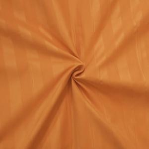 Страйп-полисатин гладкокрашеный 220 см цвет персиковый
