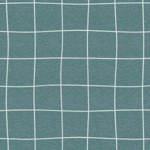 Ткань на отрез поплин 150 см 3063-1 Корги (компаньон)
