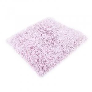 Наволочка Шиншилла 7 цвет розовый