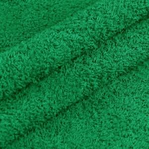 Махровая ткань 220 см 430гр/м2 цвет зеленый