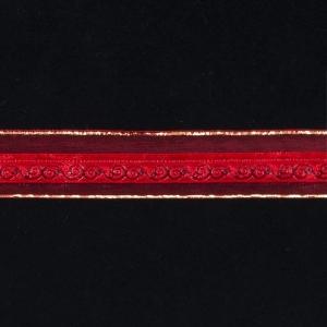 Лента декоративная 25 мм (9,14 м)  TBY/ЛДК/QC-01.4 цвет 26
