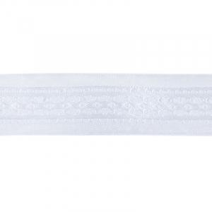 Лента декоративная 25 мм (9,14 м)  TBY/ЛДК/QC-02.1 цвет 01