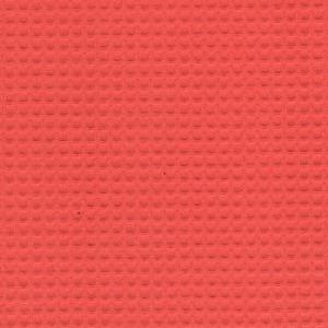 Вафельное полотно гладкокрашенное 150 см 240 гр/м2 15С169 7х7 мм цвет коралл
