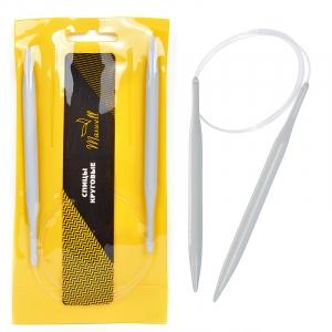 Спицы для вязания круговые Maxwell Gold, тефлон 6668 8,0 мм 80 см
